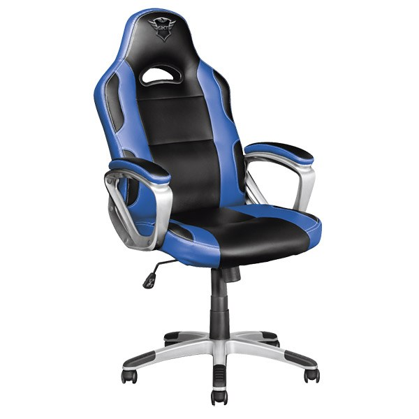 TRUST CADEIRA GAMING RYON GXT705B BLUE/BLACK