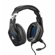 TRUST HEADPHONES GAMING GXT488 FORZE BLACK PS4 EXCLUSIVE