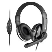 NGS HEADSET VOX 800 C/ MICRO USB