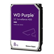 "WD HDD 3.5"" 8TB 7200RPM 256MB SATA 6GB/s PURPLE"