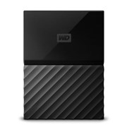 "WD HDD 2.5"" 1TB MYPASSPORT USB 3.0 BLACK"
